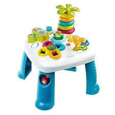table activité bébé avec siege table activite bebe achat vente jeux et jouets pas chers