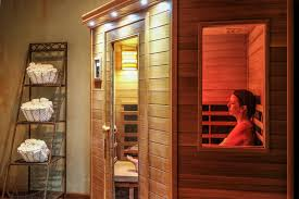 Infrared Lamp Therapy Benefits by Clearlight Infrared Sauna Novita Spa On The Square