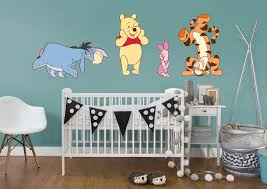 100 Winnie The Pooh Bedroom by Winnie The Pooh Collection Wall Decal Shop Fathead For Winnie