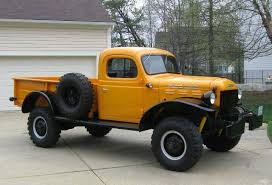 Dodge Power Wagon Truck TrucksOld TrucksLifted
