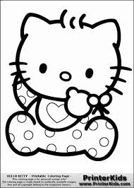 Coloring Pages That You Can Color Online 20 Hello Kitty