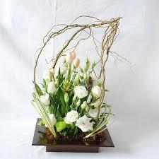 Springflowers Tulips Hyacinth Lisianthus Noveltychrysanthemum Curlywillow Flowerarrangement Floraldesigner