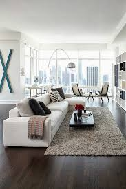 Modern apartment living room Modern Apartment Living Room with