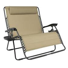 Best Choice Products 2-Person Double Wide Folding Mesh Zero Gravity Chair  With Cup Holders, Tan Outsunny Folding Zero Gravity Rocking Lounge Chair With Cup Holder Tray Black 21 Best Beach Chairs 2019 The Strategist New York Magazine Selecting The Deck Boating Hiback Steel Bpack By Rio Sea Fniture Marine Hdware Double Wide Helm Personalised Printed Branded Uk Extrawide Mesh Chairs Foldable Alinum Sports Green Caravan Blue Xl Suspension Patio Titanic J And R Guram Choice Products 2person Holders Tan