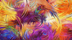Art Paintings Ideas For Your Wall Decor Finger Abstract With Amazing
