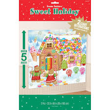 Scene Setter Roll Halloween by Amazon Com Very Merry Christmas Sweet Holiday Scene Setters Add