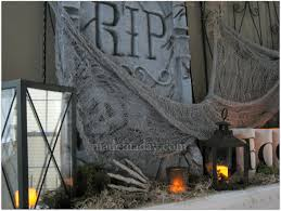 Halloween Graveyard Fence Ideas by Halloween Cemetery Theme Bootsforcheaper Com