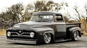 100 F100 Ford Truck 1955 Pickup 1 Print Image S Pinterest