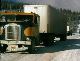 100 White Freightliner Trucks 1953 Coe Classic Truckin Trucks
