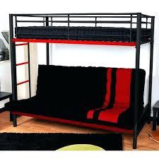 lit mezzanine avec canape convertible en superpose fixe systeme de