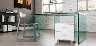 bureau design italien mobilier bureau design rialto par fiam le mobilier de bureau