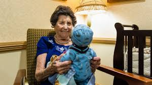 Doll Therapy For Alzheimers Patients