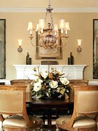 Dining Room Centerpieces Round Table Centerpiece Ideas And Lanterns