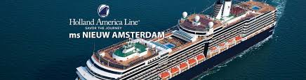 Ms Westerdam Deck Plans by Holland America U0027s Ms Nieuw Amsterdam Cruise Ship 2017 And 2018 Ms