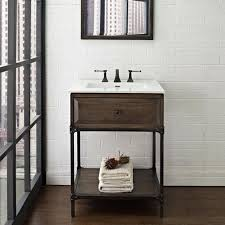 Industrial Modern Bathroom Mirrors by Fairmont Designs Toledo 24
