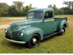 1940 Ford 1/2 Ton Pickup For Sale | ClassicCars.com | CC-1058272 1940 Dodge Truck Hot Rod Network Ford Pickup Mostly Completed Project Ruced To 100 The 1941 Coe Pickup Ready For Road With V8 Flathead Barn 2 Door Sedan For Sale 1936 Craigslist Another Cars Logs Find Restored Panel Delivery Willys Muscle Cars Sale Pinterest Pk 12 Ton New Parts Chevrolet Pickups Vintage Unique 1940s Trucks Motif Classic Ideas Boiqinfo Vintage C O E Www