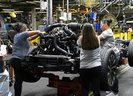US Factories Grew Again In January But A Bit More Slowly - 680 NEWS Ford Kentucky Truck Plant Lincoln Navigator Expedition Mecf Expert Engineers Electrician Ivan Murl Bridgewater Iii 41 Suspends Super Duty Production At Wdrb Vintage Photos Increases Investment In On High Demand Making Investment To Update Youtube Invest 13b Create 2k Jobs Trails The Nation In Growth Rate Of Jobs Population And Complete Automation Project Ktp Motor1com Tour Video Hatfield Media Louisville Ky Best 2018
