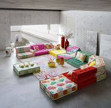 100 Bobois Roche Furniture Kenzo Takadas New Collection For