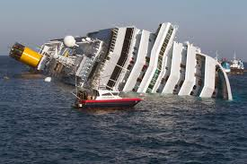 14 carnival paradise cruise ship sinking 2012 pictures of