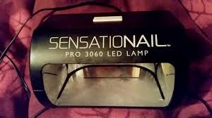 Sensationail Pro 3060 Led Lamp In Box by Theopinionofme For You