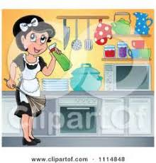 Clean Kitchen Clipart Galleryhipcom The Hippest