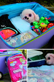 Goodnites Bed Mats by Packing Essentials For Kids