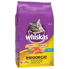high protein cat food whiskas cat food indoor with real salmon 1 4kg walmart canada