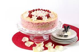 joghurt himbeer crêpes torte