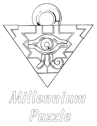YuGiOh 21 Cartoons Printable Coloring Pages