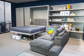 Clei Murphy Bed by Maximize Small Spaces Murphy Bed Design Ideas