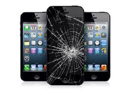 Where can I fix a broken phone screen near San Pedro