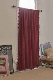 Plum And Bow Pom Pom Curtains by Pink Sequin Curtains Oh My Sweet Mercy For The Home