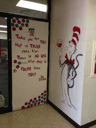 Dr Seuss Door Decorating Ideas by 15 Best Cat In The Hat Door Decorating Contest Images On Pinterest