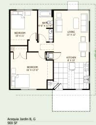 400 Sq Ft Cottage Interiorcottage Style House Plan Beds Baths Sqft