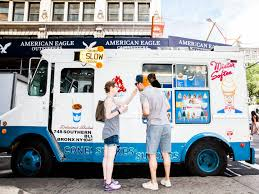 100 Big Worm Ice Cream Truck The History Of Mister Softee