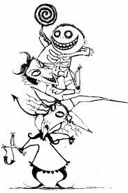 Nightmare Before Christmas Pumpkin Stencils Jack by Best 25 Nightmare Before Christmas Tattoo Ideas On Pinterest