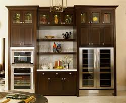 Kitchen Backsplash Ideas With Oak Cabinets by Elegant Kitchens With Warm Wood Cabinets Traditional Home