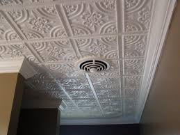 24x24 Pvc Ceiling Tiles by Tin Ceiling Tiles Home Depot For Ceiling Decor Nice Tin Ceiling