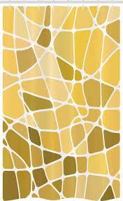 abakuhaus duschvorhang badezimmer deko set aus stoff mit haken breite 120 cm höhe 180 cm pastell disorganized blocks kaufen otto