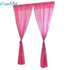 Striped Sheer Curtain Panels by Natural Linen Sheer Curtains Promotion Shop For Promotional