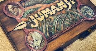 Awesome Jumanji Board Game Youve Been Waiting 20 Years For