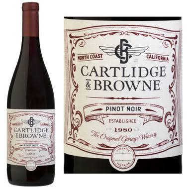 Cartlidge & Browne Pinot Noir - California
