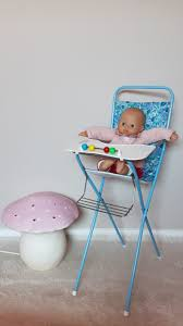 Vintage Doll High Chair, Liberty Elysian Blue Little Tikes Pink Doll High Chair Child Size 24 Babykids Fisher Price Loving Family Dream Dollhouse Blue Baby Dolls Twins Highchair Twin Dinner Time Nenuco Annabell Cabbage Patch Kids Get A New You Me High Chair Unboxing Heather Lot Vintage 1940s Wicker Highchair Painted Levatoy Deluxe Chad Valley Baby Doll Car Seat Highchair And Bouncer In Worcester Park Ldon Gumtree Children Nursery For Barby Olivias World Modern Nordic Qvccom Toy Baby Details About Renwal Five Piece Nursery Set Plastic
