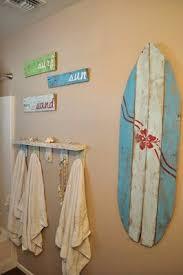 Beach Themed Bathroom Decor Diy by Best 25 Beach Theme Bathroom Ideas On Pinterest Ocean Bathroom