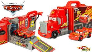 100 Toy Trucks Youtube Disney Cars 3 Mack Truck Simulator Flash McQueen Smoby Jouet