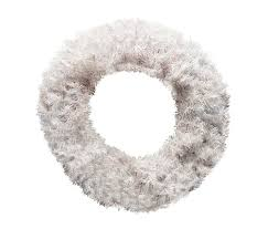 Unlit Artificial Christmas Trees Sears by Artificial White Christmas Wreath Sears