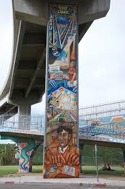 chicano park muralist michael schnorr presente the city project