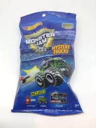 Julian's Hot Wheels Blog: Chrome Grave Digger | Mystery Truck! (2017 ...
