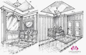 100 Inside House Ideas Drawing Beautiful Interior Design Drawings Perspective