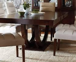 Oak Wood Dining Table CLF BERM